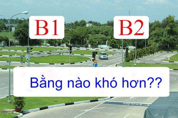 bang-lai-xe-b1-khac-bang-lai-xe-b2-o-diem-nao